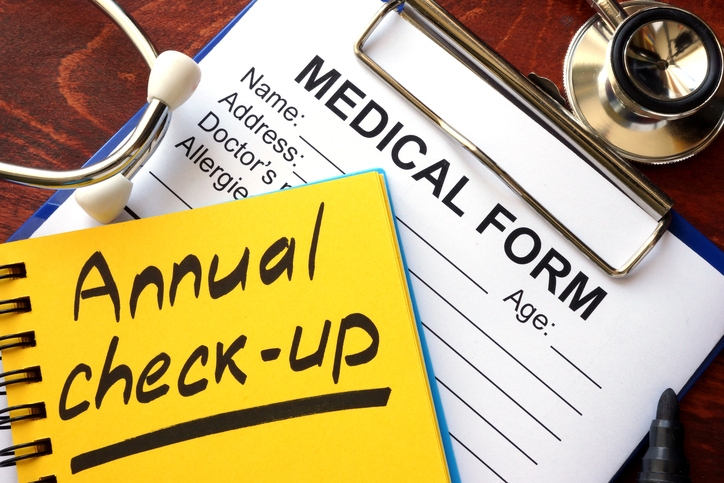 What To Expect During Your Annual Health Checkup